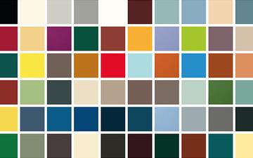 Vloerkleed op kleur kiezen