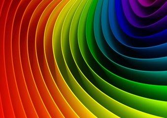 Multicolor vloerkleed