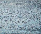 Tabriz vloerkleden  L. Blauw_