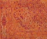 Karpet Tabriz  Orange_