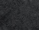 Zwart hoogpolig vloerkleed Atlanta 642 Zwart_