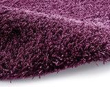 Effen vloerkleed Praxus kleur purple 2236_