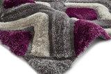 purple teppich