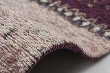 Vintage vloerkleed Sitra Multi Purple_