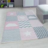 Kinderkamer tapijt Child 620/AY Pink_