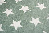 Modern vloerkleed Alanis L896A kleur Groen_