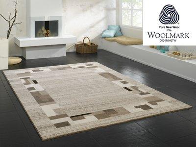 Vloerkleed wol Wool Plus 469 Natur