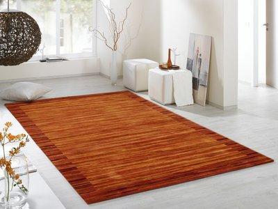 Wollen tapijten Namir 957 Rood