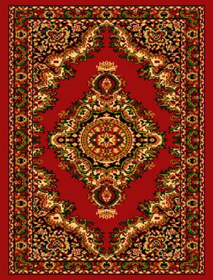 Orient vloerkleed Saphir 8757 kleur Rood