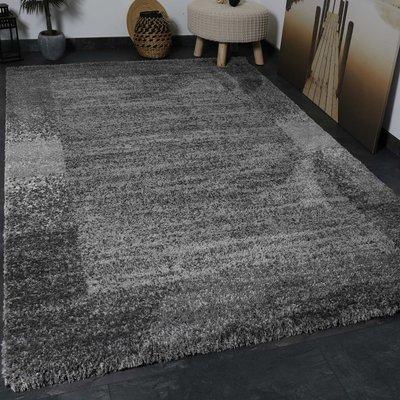 Hoogpolig vloerkleed Noir 9491 kleur Grijs