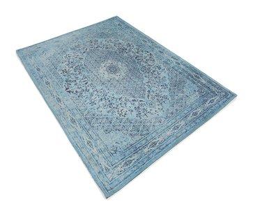 Tabriz vloerkleden  L. Blauw