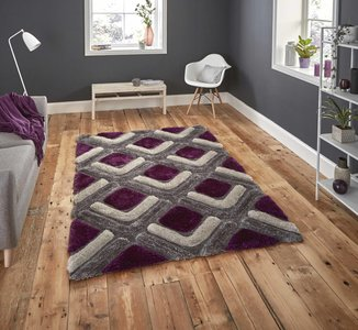 purple vloerkleed