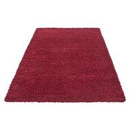 Rood-hoogpolig-vloerkleed-Fair-4000-AY