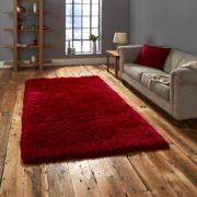 Prachtig-hoogpolig-vloerkleed-Poolstar-rood-PL95
