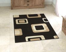 Vloerkleed-Praxim-kleur-zwart-2751