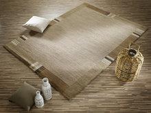 Handgeknoopt-vloerkleed-Silk-Supreme-458-Bruin