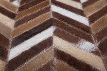 Leren-vloerkleed-Patch-852-kleur-Beige