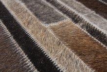 Patchwork-lederen-vloerkleed-grijs-bruin