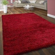 Hoogpolig-vloerkleed-Dorin-958-kleur-Rood