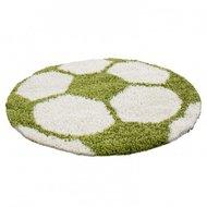 Voetbal-vloerkleed-Funny-6001-kleur-Groen