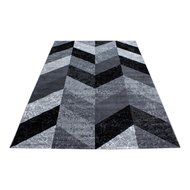 Modern-vloerkleed-Galant-8006-kleur-Zwart