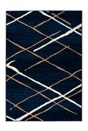 Vloerkleed-Crown-Blauw-Beige-Wit